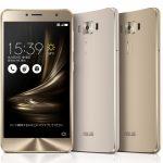日本版「Zefone3Deluxe(ZS550KL)」が正式発表!スペック仕様&販売価格も公開!